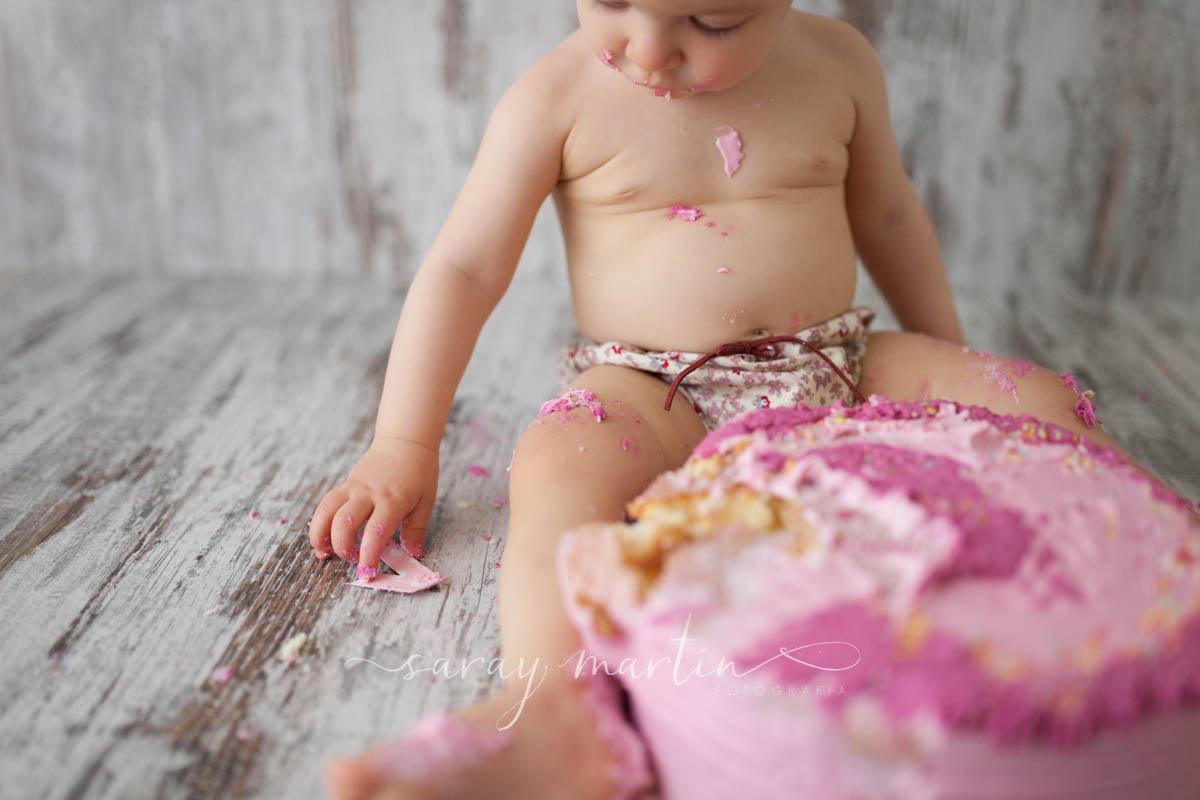 pastel y bebe