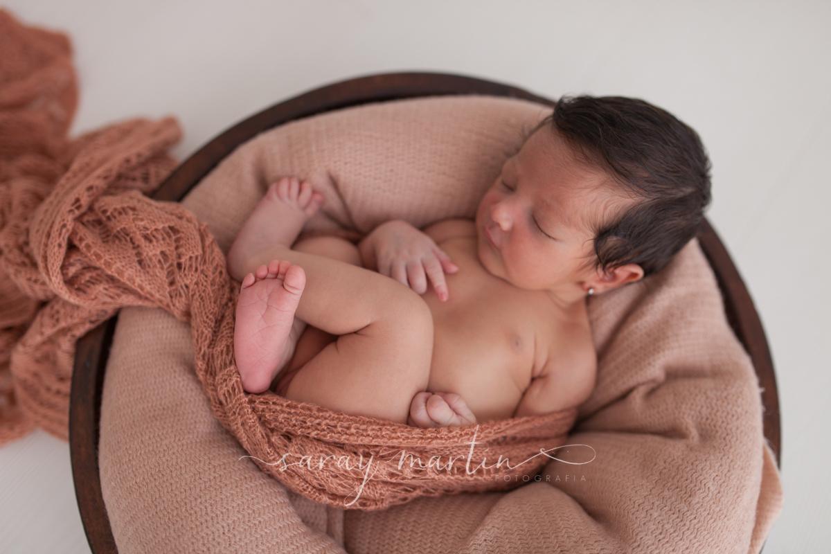 bebe cesto