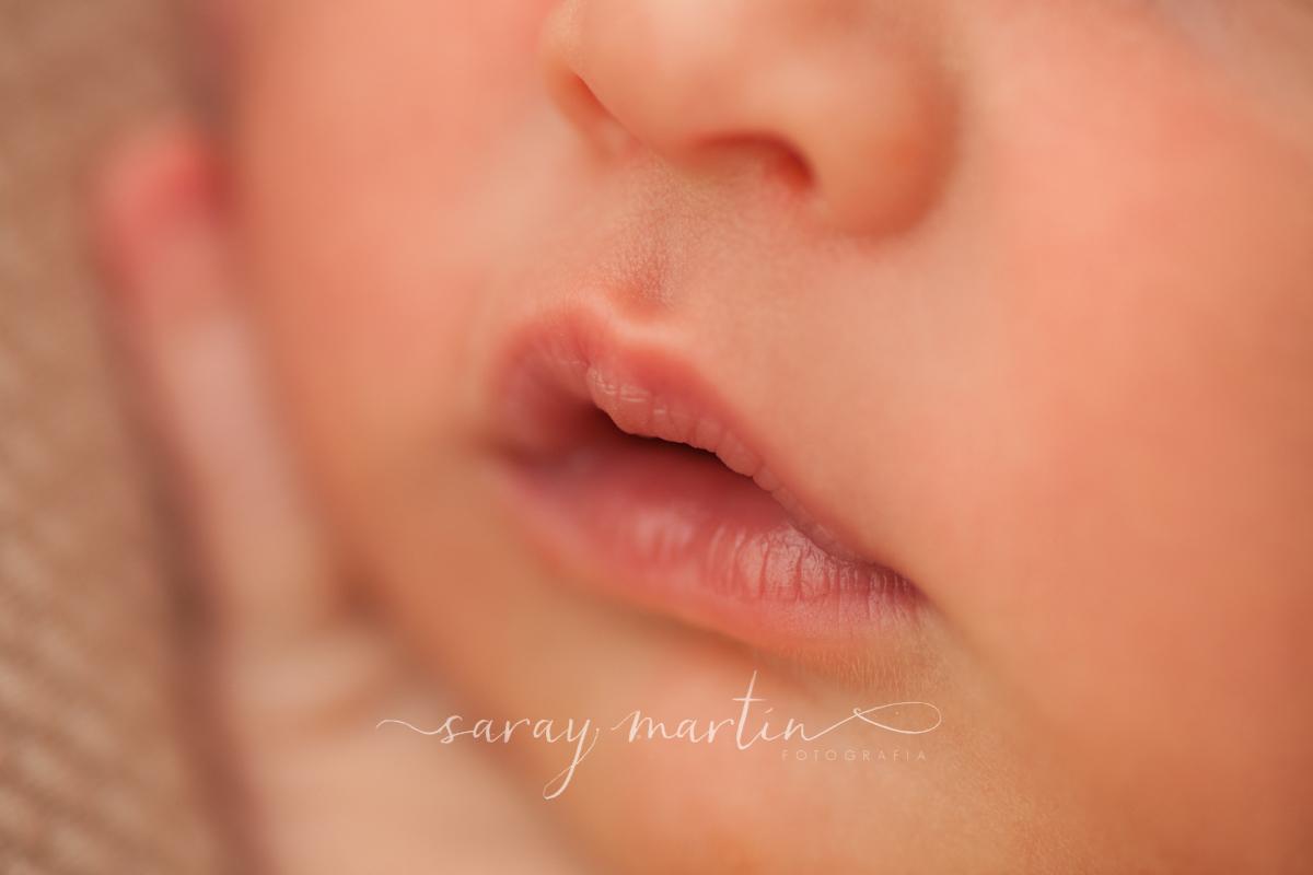 labios bebe