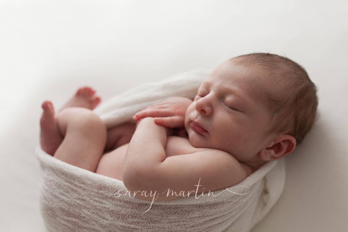bebe durmiendo tapado