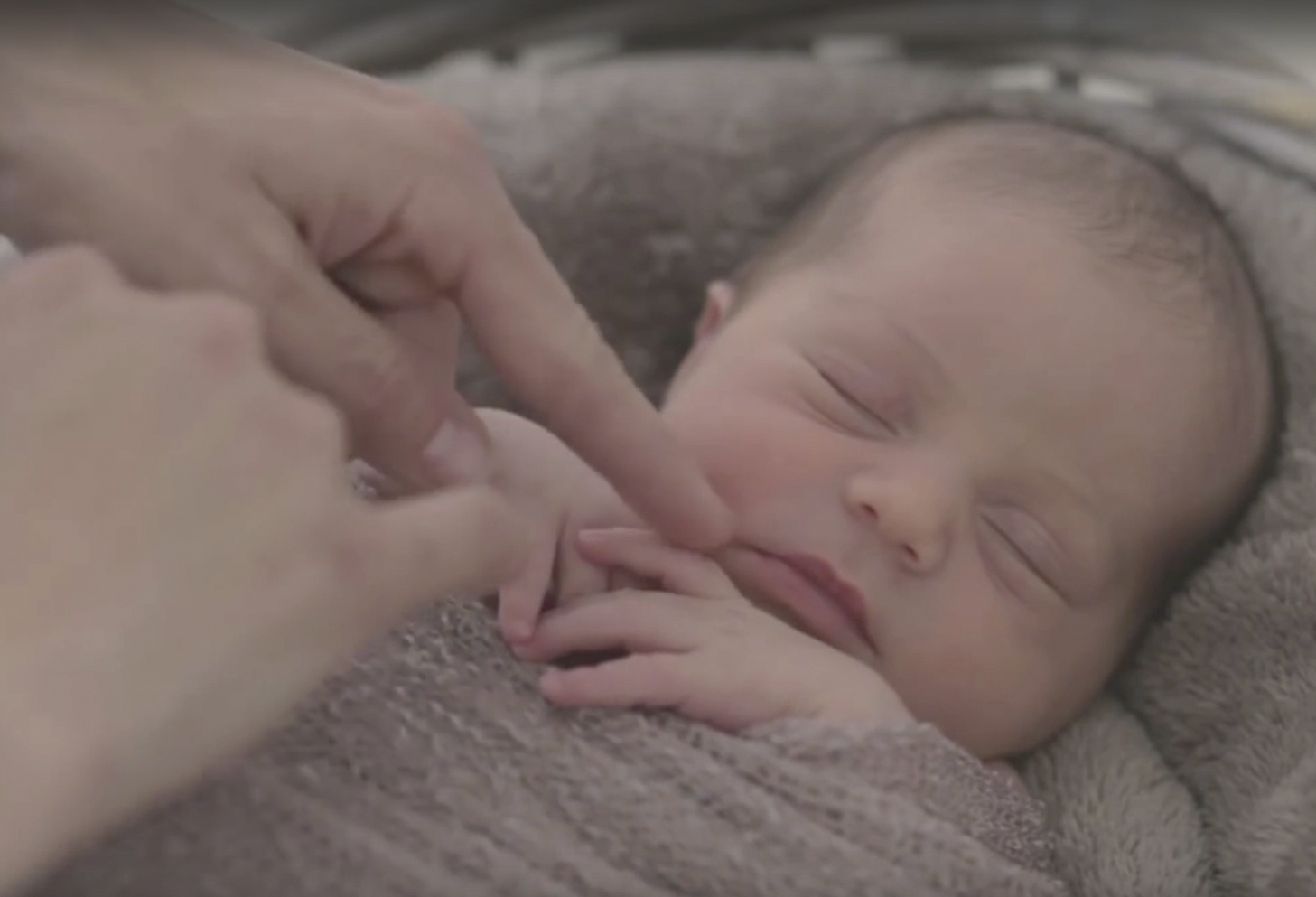 VIDEO DE FOTOGRAFÍA NEWBORN